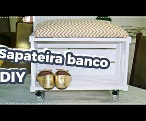 banco, chair, and chevron image