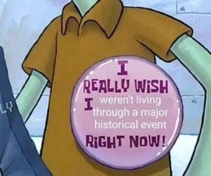squidward, meme, and spongebob image