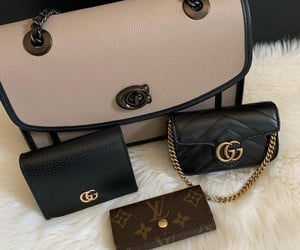 bags, classic, and classy image