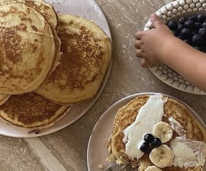 aesthetic, food, and pancakes image
