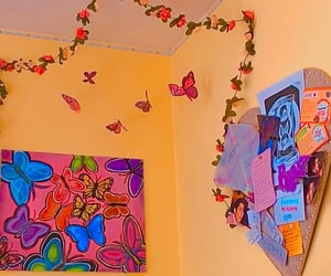 Hung up butterflies!