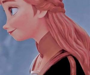 anna, frozen 2, and match wallpaper image