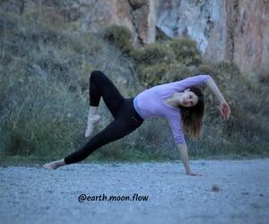 yogi, dance, and fitness image