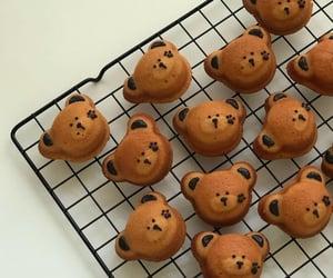 bear, food, and cute image