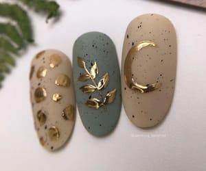 nail art, gel nails, and acrylic nails image