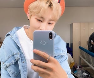 kpop, sungwoon, and wannaone image