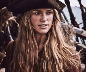 pirates of the caribbean, elizabeth swann, and edits image