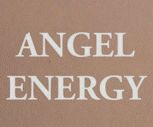 angel, beige, and cafe image