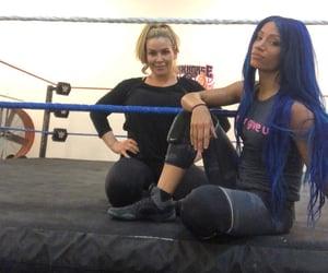 natalya, wrestling, and wwe image