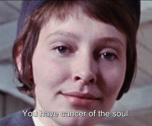 soul, cancer, and quote image