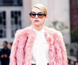 chanel, scream queens, and by kristina image