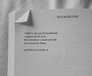 broken heart, life, and sad image