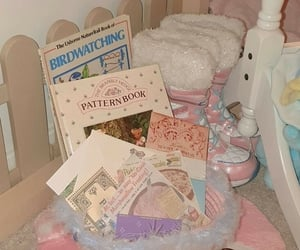 baby, books, and melody image