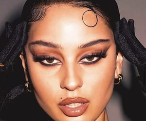 90s, aesthetic, and makeup image