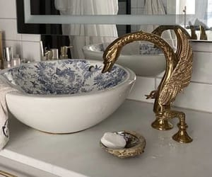 bathroom, home, and yes image