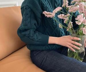 fashion, kfashion, and sweater image