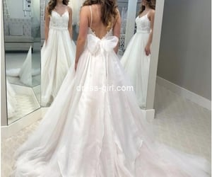 bridal gown, wedding gown, and wedding dress image