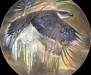 egyptian god, susan seddon boulet, and fierce and proud image