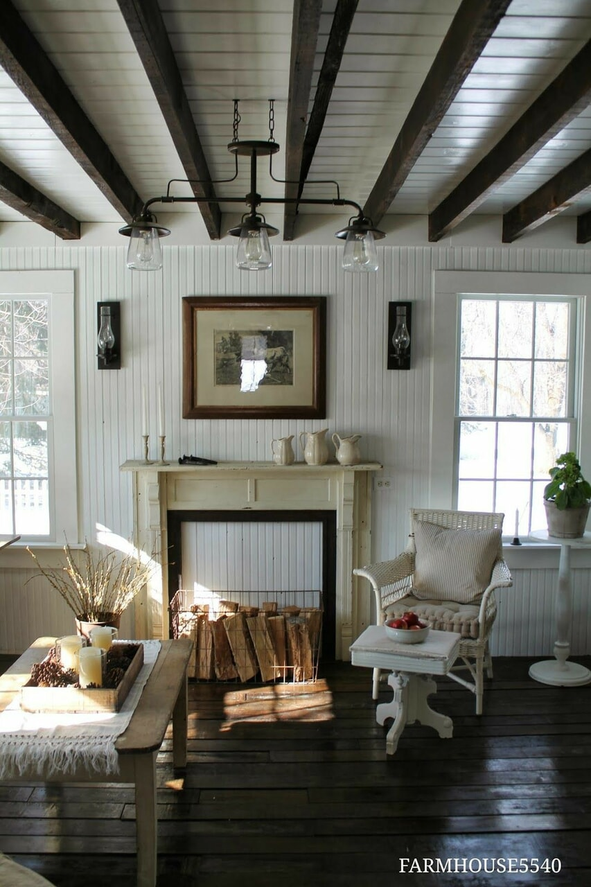 country living, farmhouse style, and home decor image