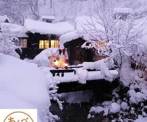akita, japan, and winter image