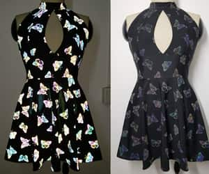 etsy, skater dress, and rave outfits image