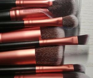mac, girl, and makeup image