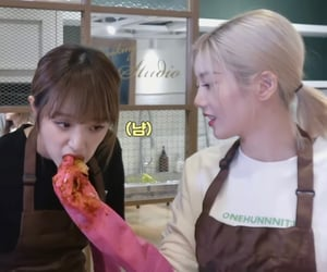 food, yena, and choi yena image
