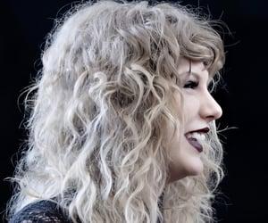 black, Taylor Swift, and reputation stadium tour image