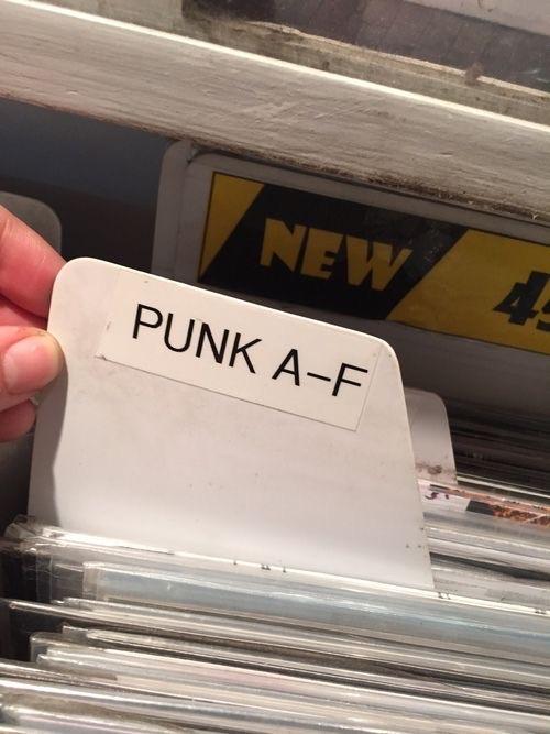 aesthetic, punk rock, and alternative image