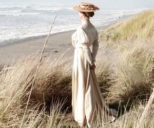 dress, Nude, and aesthetics image