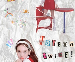 carrd, nayeon wallpaper, and twice image