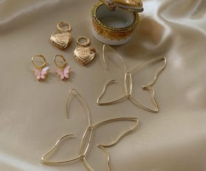 accessories, gold, and aesthetic image
