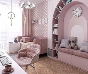 bedroom, dream home, and inspo image
