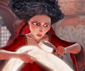 animation, brush, and movie image