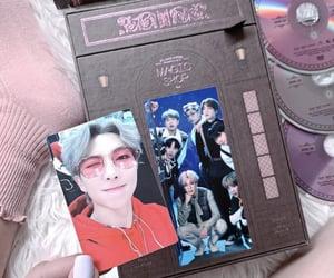 dvd, rm, and namjoon image