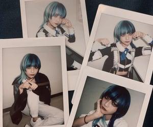 polaroid, 蒼井叶, and jpop image