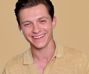 cherry, interview, and tom holland image