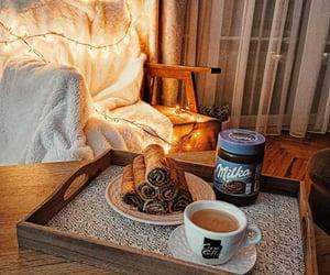 cafe, coziness, and coffeemug image