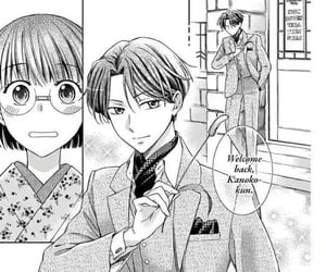 manga, mistery, and detectives image