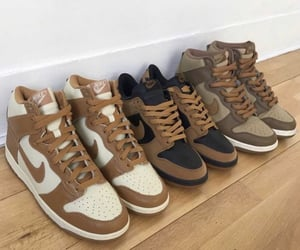 shoes, brown, and archive image