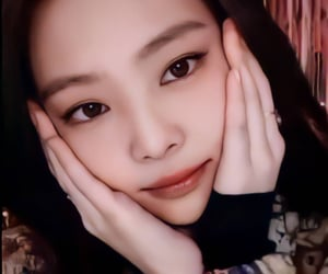 blink, kpop, and jennie image