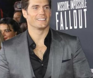 Henry Cavill, fallout, and mission impossible image