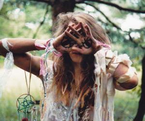 girl, eyes, and indie image