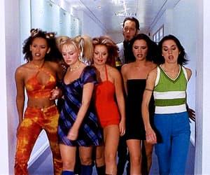 90s, gif, and girls image
