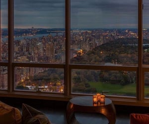 view, new york, and aesthetic image