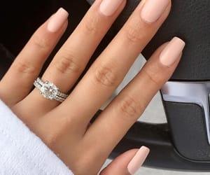 nails, ring, and art image
