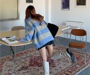 korean style, kfashio, and fashion image