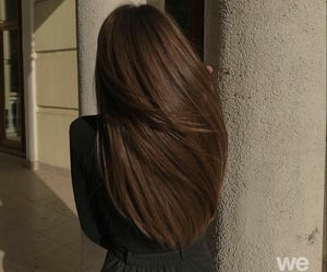 beauty, brown, and brune image