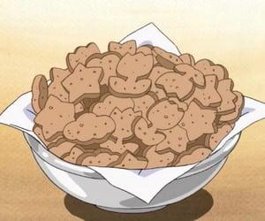 おジャ魔女どれみ, anime, and food image