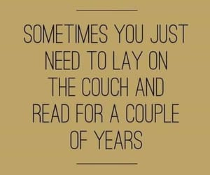 book, need, and couch image